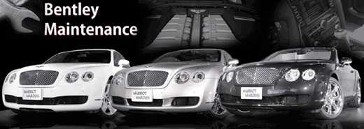 Bentley Maintenance